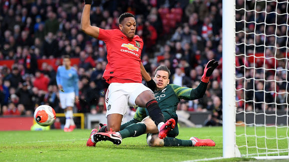 Ederson,Anthony Martial