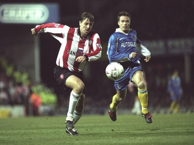 Matt Le Tissier and Graeme Le Saux