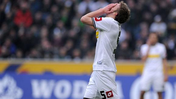 Moenchengladbach's midfielder Alexander