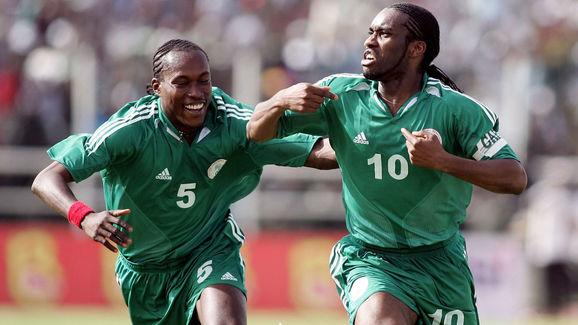 Jay Jay Okocha,Chidi Odiah