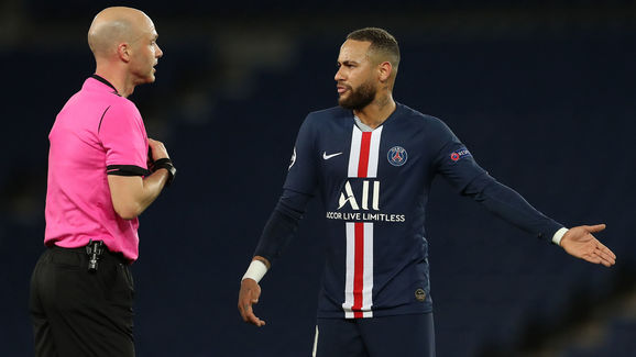 Anthony Taylor,Neymar
