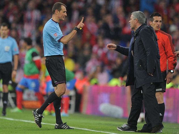 Carlos Clos Gomez,Jose Mourinho
