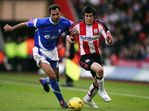 Gareth Bale,Sylvain Legwinski