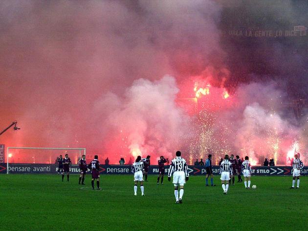 Torino v Juventus X
