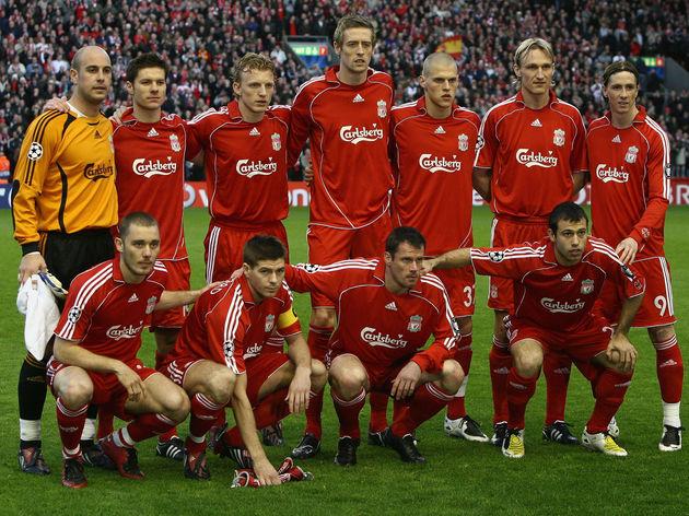 UEFA Champions League Quarter Final: Liverpool v Arsenal