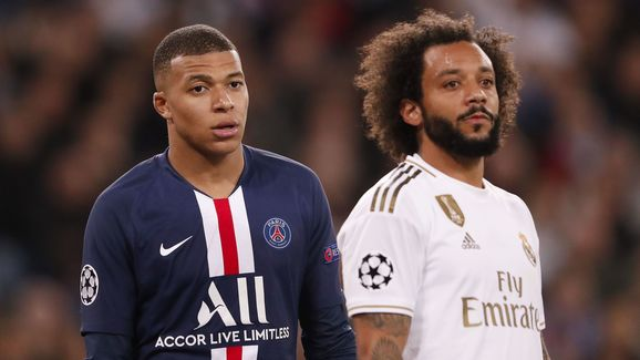 "UEFA Champions League""Real Madrid v Paris Saint-Germain"""