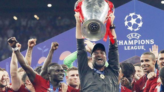 """UEFA Champions League """"Tottenham Hotspur FC v Liverpool FC"""""""