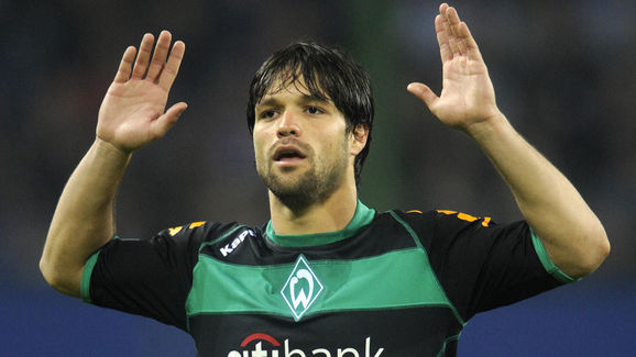 Werder Bremen's Brazilian midfielder Die