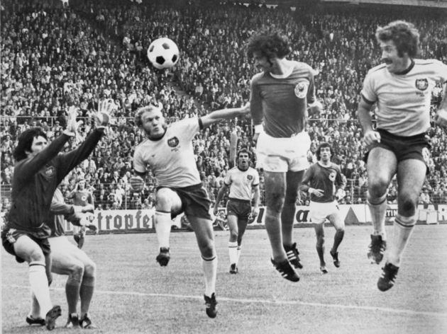 Gerd Mueller,Jack Reilly,Manfred Schaefer