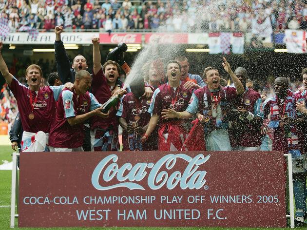 West Ham United v Preston North End