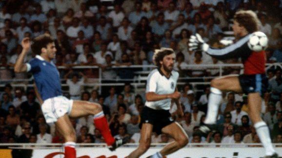 WORLD CUP-1982-FRA-FRG