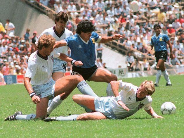 WORLD CUP-1986-ENG-ARG