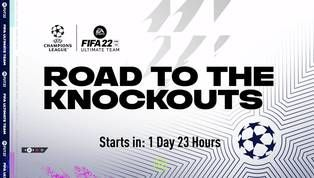 FIFA 22 Road to the Knockouts was revealed by EA Sports confirming a brand new Ultimate Team promotion coming Oct. 15 at 1 p.m. ET. EA Sports and UEFA have...