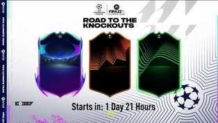 FIFA 22 Road to the Knockouts card design was revealed shortly after the promotion was announced by EA Sports on Oct. 13. EA Sports confirmed the next FIFA...