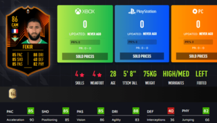 Nabil Fekir FIFA 22 Road to the Knockouts SBC went live Oct. 16 and it's one of the best, if not the best SBC released in the game so far. Road to the...