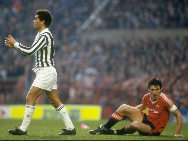 Claudio Gentile of Juventus