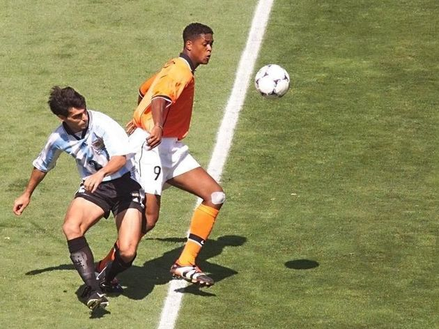CUP-FR98-ARG-NED-VERON-KLUIVERT