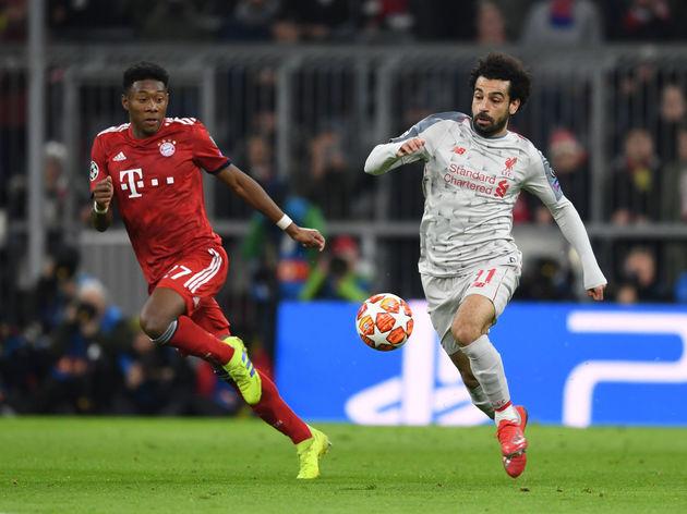 Mohamed Salah - Winger - Born 1992,David Alaba