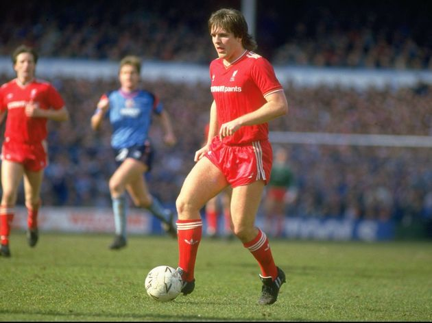Jan Molby of Liverpool