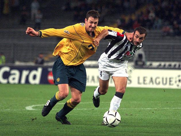 Juventus v Celtic X