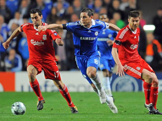 Liverpool's Spanish defender Álvaro Arbe