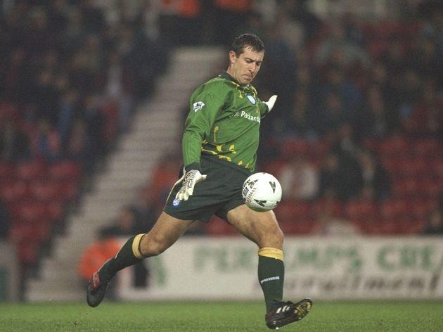 Nigel Martyn of Leeds United