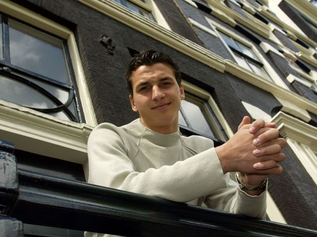 Photo Shoot - Zlatan Ibrahimovic in Amsterdam