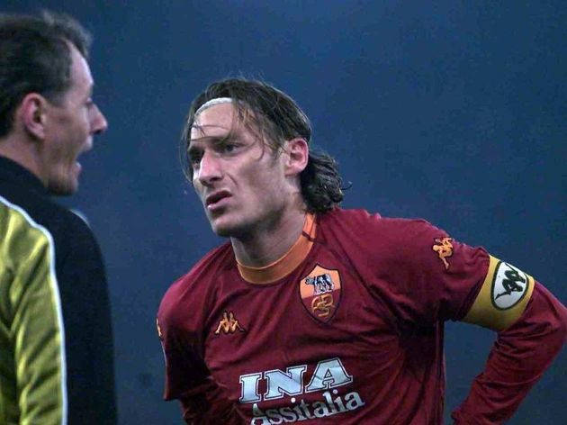 Rome v Juventus X